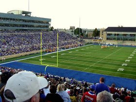 Navy Midshipmen at Tulsa Golden Hurricane Football