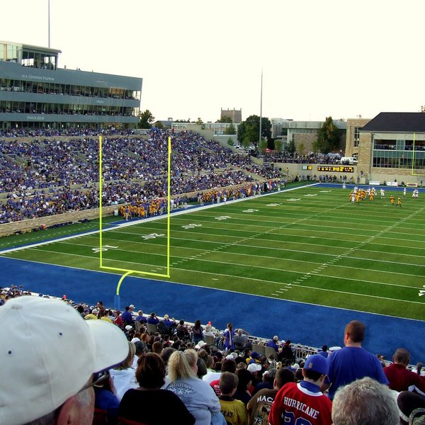 Tulsa Golden Hurricane Football