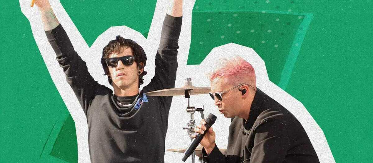 Twenty one pilots concert tickets and tour dates seatgeek twenty one pilots tickets m4hsunfo