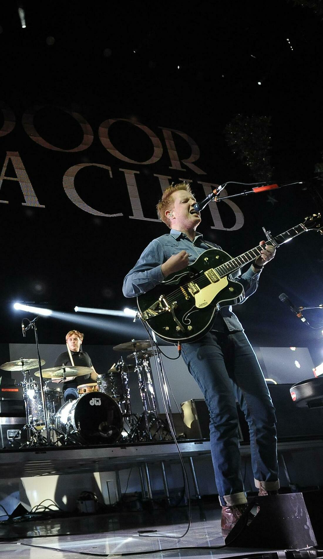 A Two Door Cinema Club live event