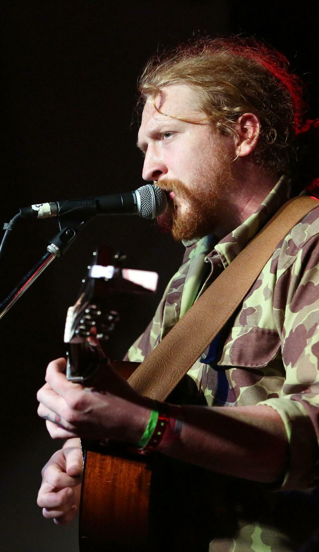 A Tyler Childers live event