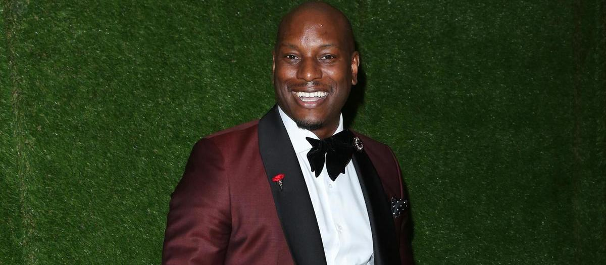 Tyrese Gibson Tickets