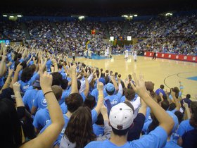 UCLA Bruins at USC Trojans Basketball