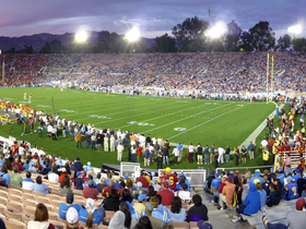 USC Trojans at UCLA Bruins Football