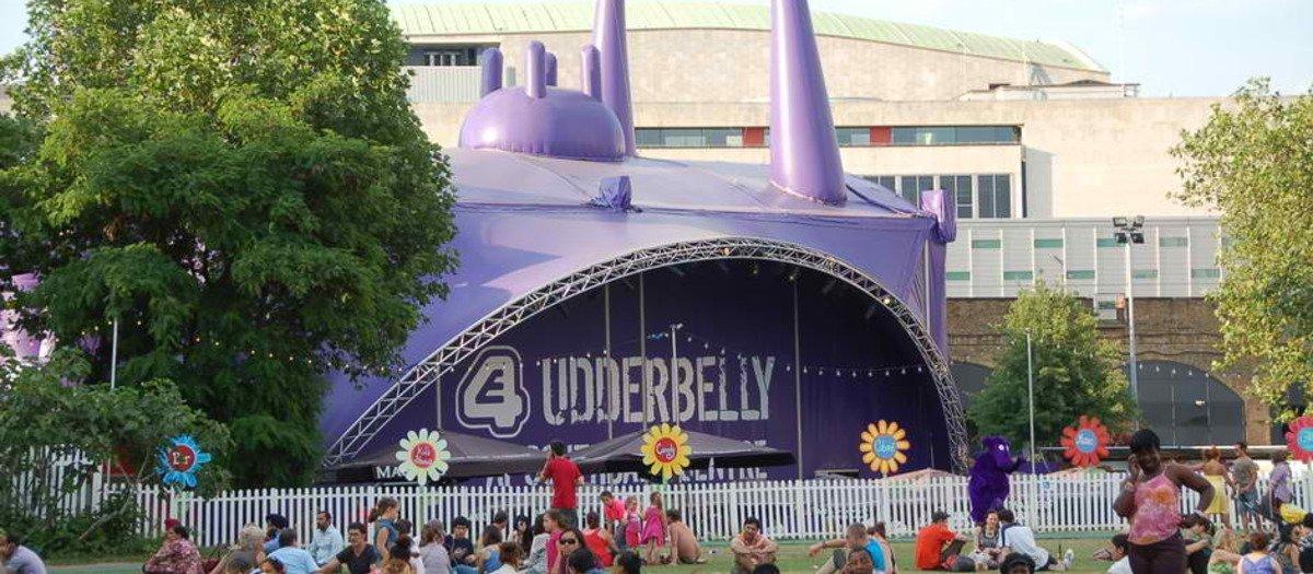 Udderbelly Festival Tickets