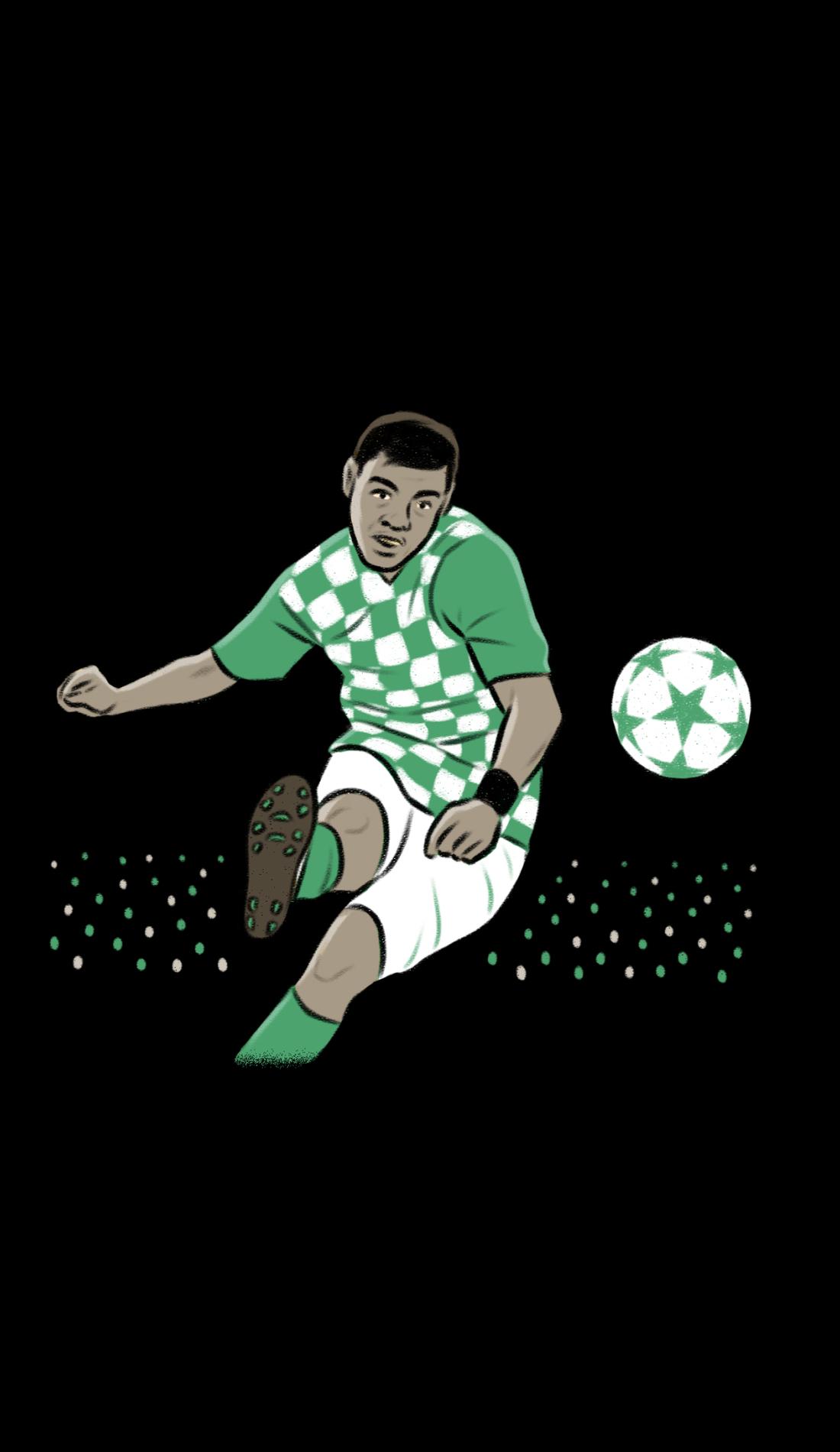 A UEFA Champions League live event