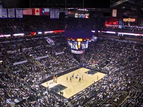 UIL Boys Basketball State Tournament 3 Day Pass (March 7-9)