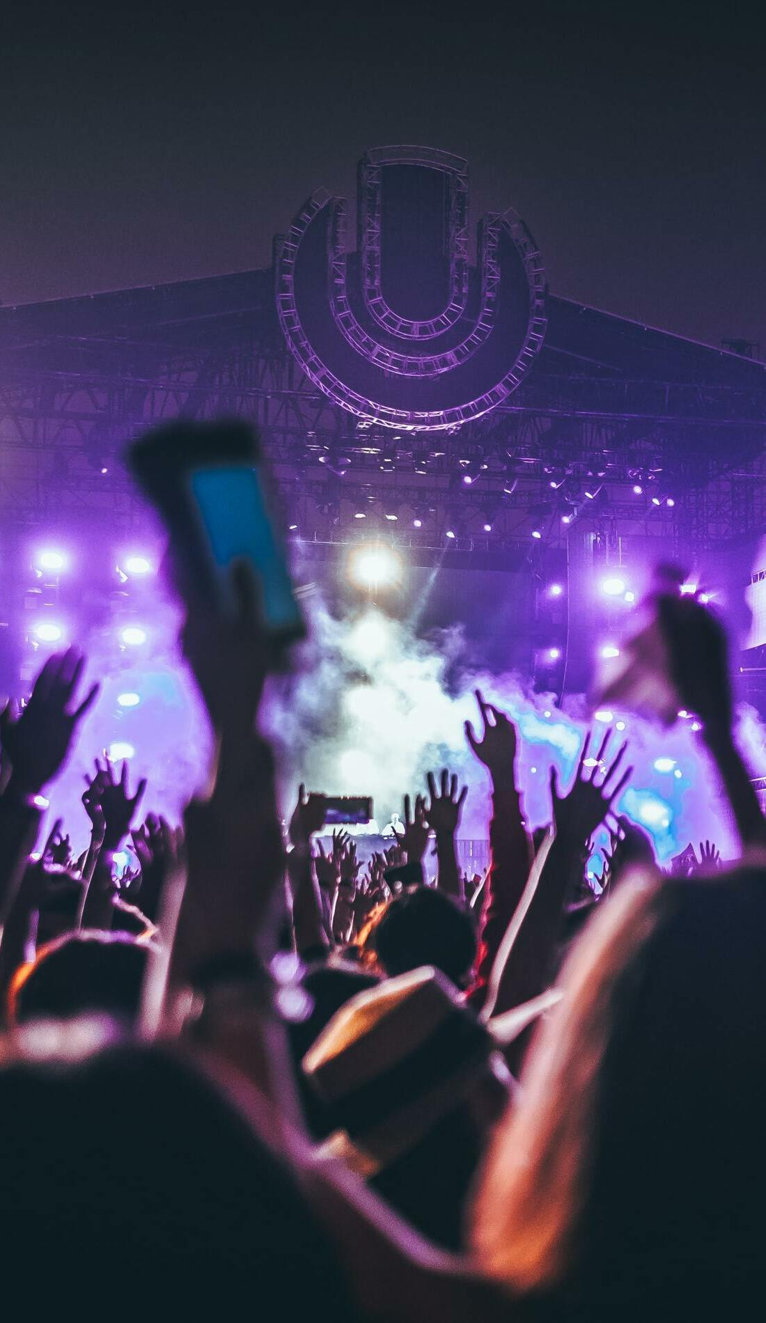 A Ultra Music Festival live event