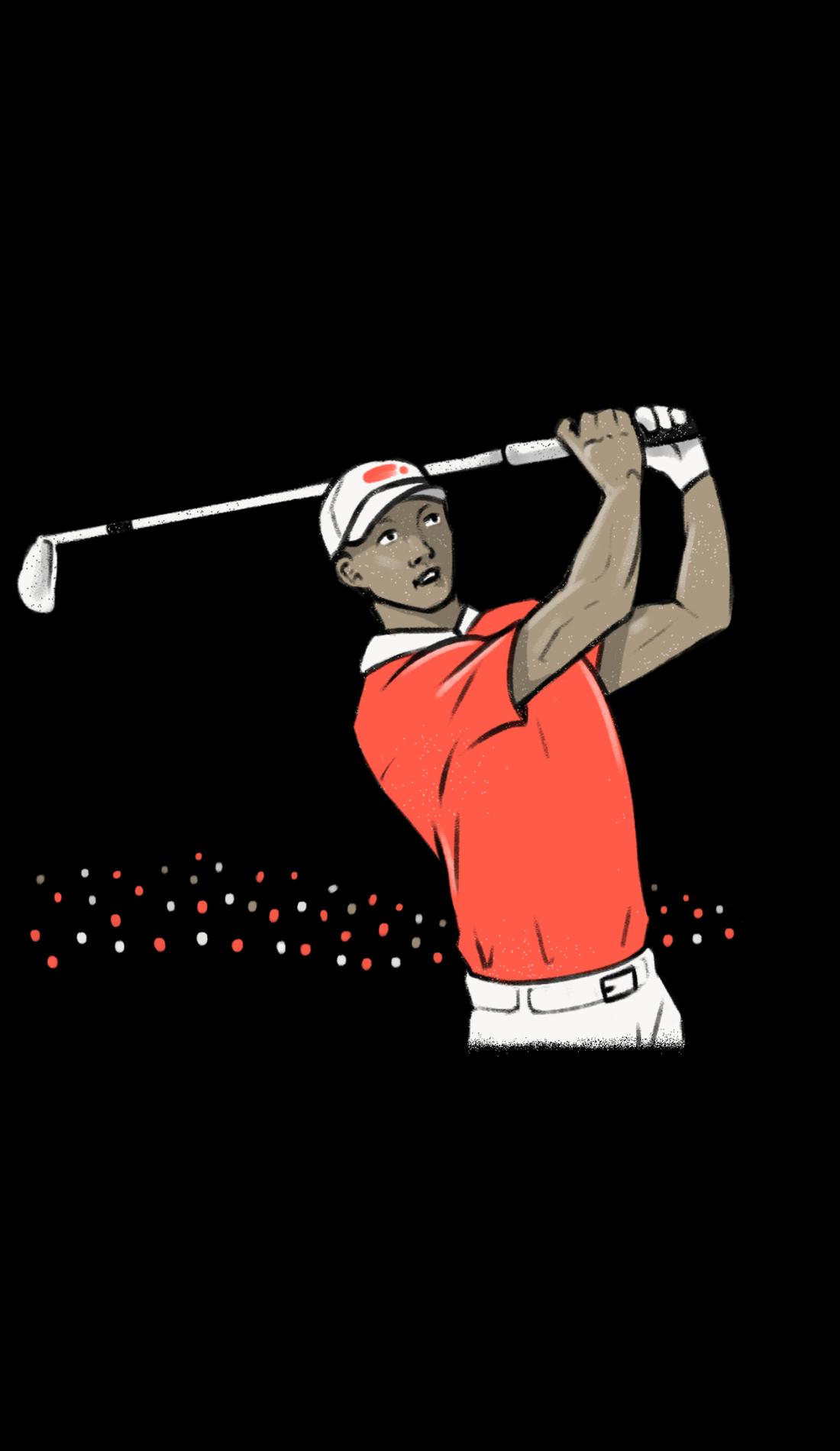 A US Open Golf live event