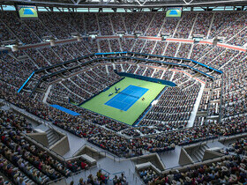 US Open Tennis Session 24 - Mens Finals and Womens Doubles Finals (Arthur Ashe)