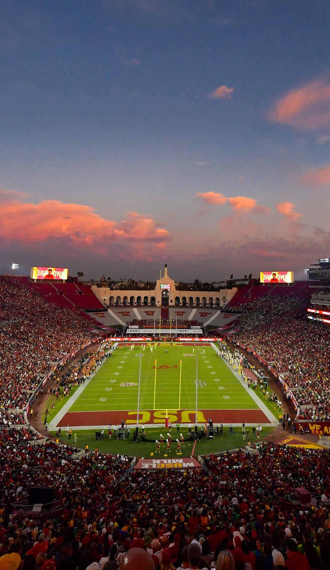 A USC Trojans live event