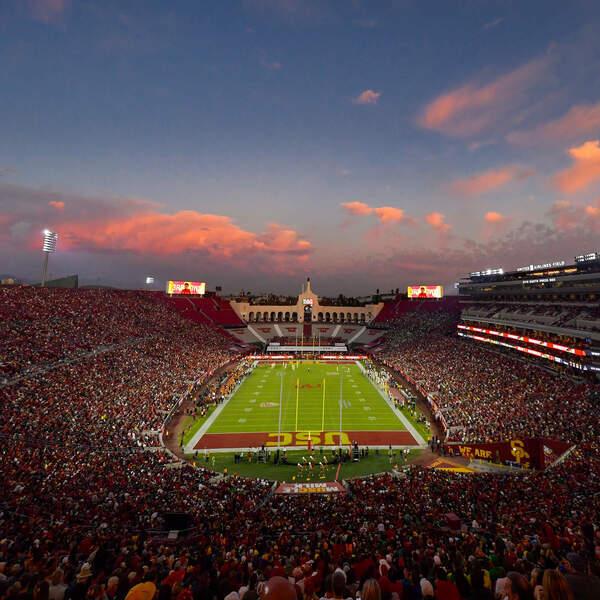 Usc Trojans Football Tickets Seatgeek