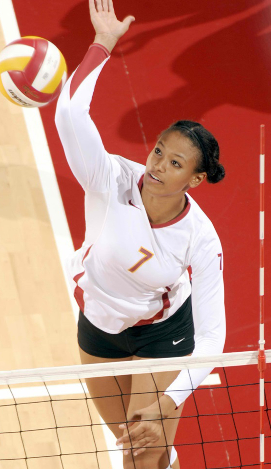 A USC Trojans Womens Volleyball live event