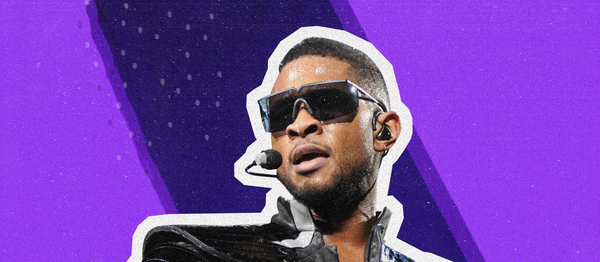 Usher Tickets