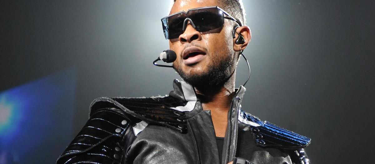 Usher Tickets