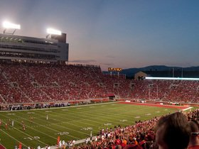 Arizona State Sun Devils at Utah Utes Football