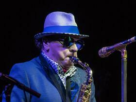 Advertisement - Tickets To Van Morrison