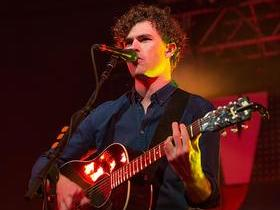 Vance Joy with lovelytheband