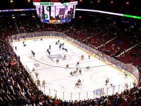 Vancouver Canucks at San Jose Sharks