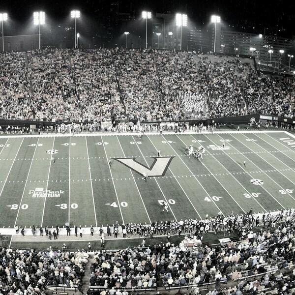 Vanderbilt Commodores Football