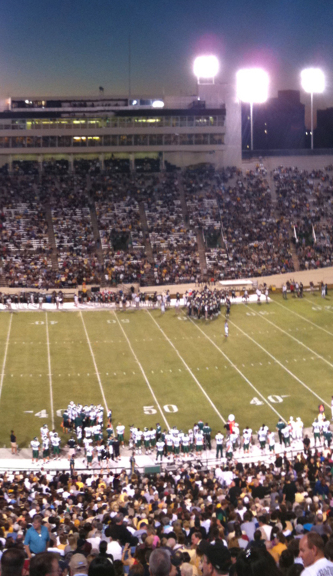 A Vanderbilt Commodores Football live event