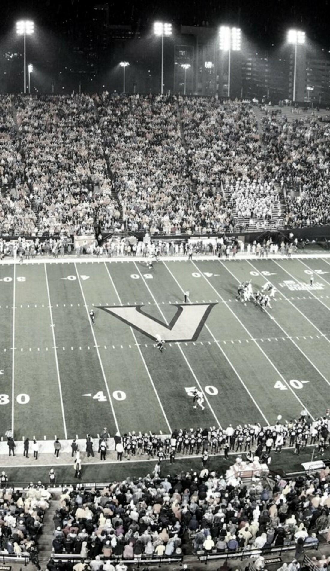 A Vanderbilt Commodores Football live event
