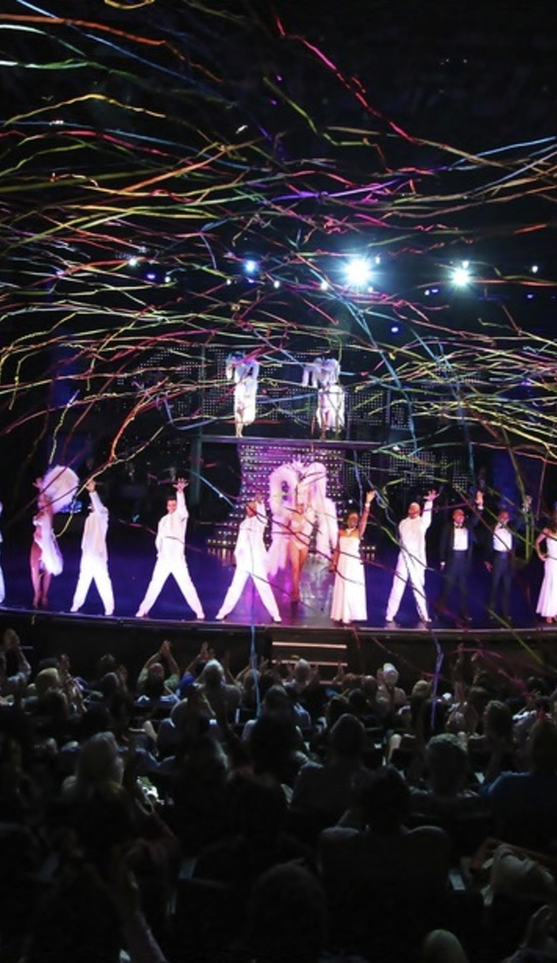 A Vegas! The Show live event