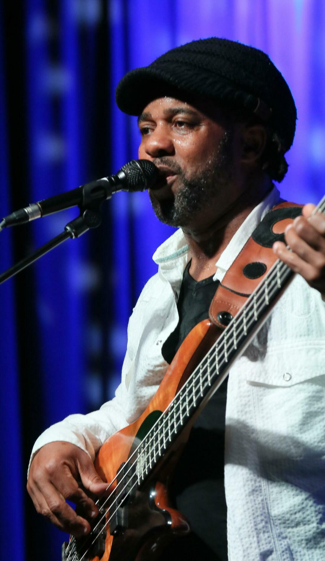 A Victor Wooten live event