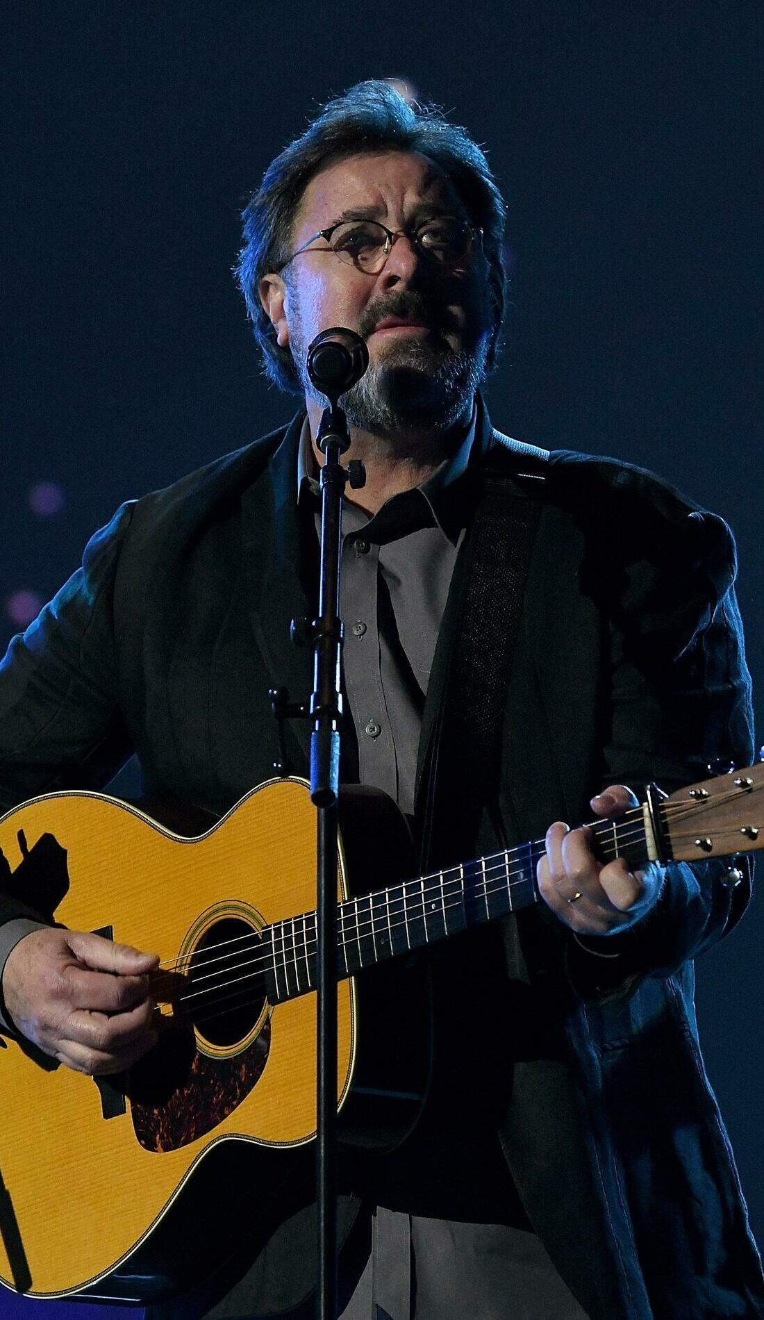 A Vince Gill live event