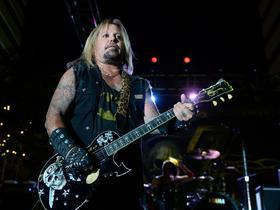 Advertisement - Tickets To Vince Neil