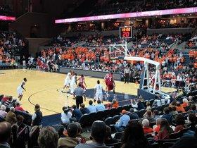 Virginia Cavaliers at Louisville Cardinals Basketball