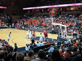 Virginia Cavaliers at Pittsburgh Panthers Basketball