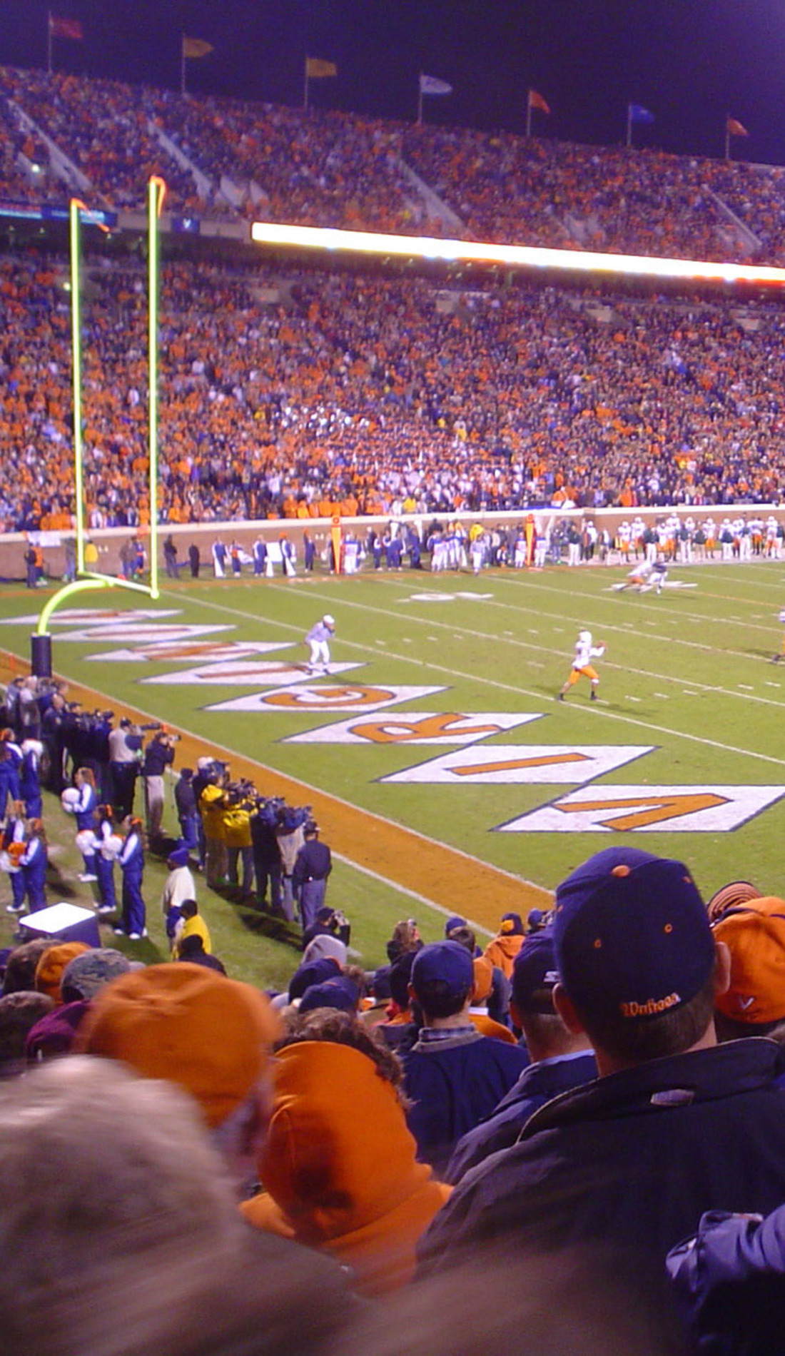 A Virginia Cavaliers Football live event