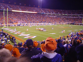 Old Dominion Monarchs at Virginia Cavaliers Football
