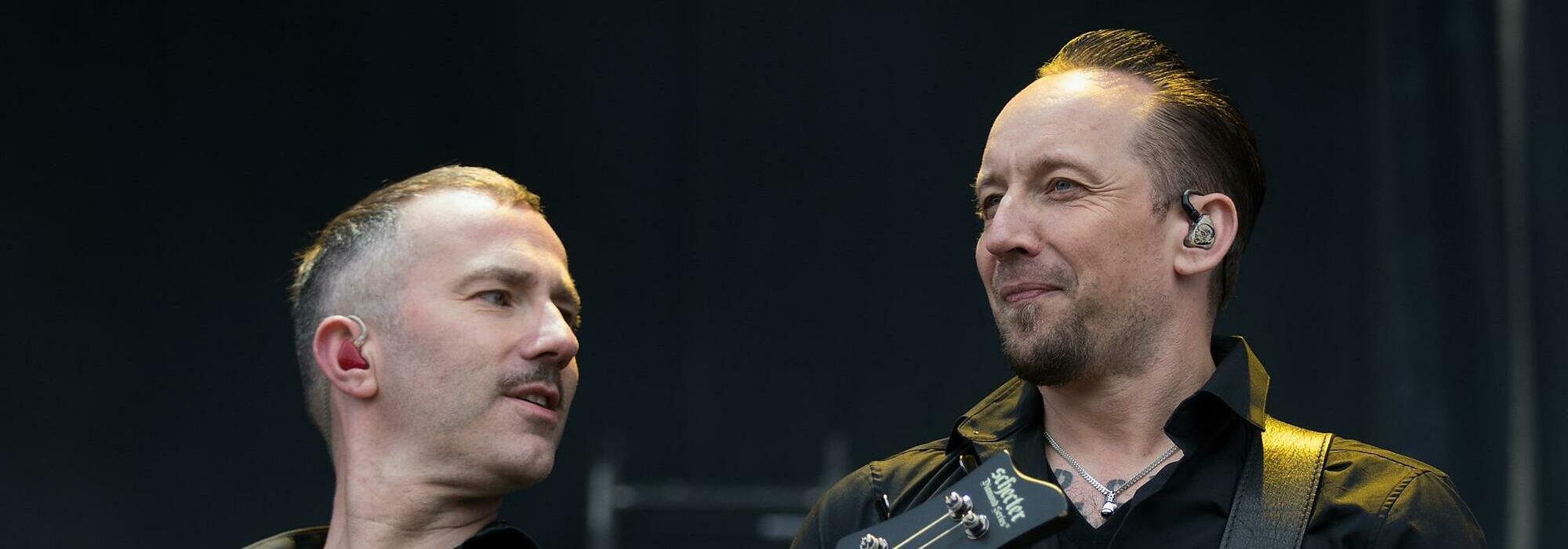 A Volbeat live event