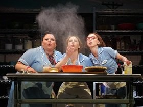 Waitress - Boston