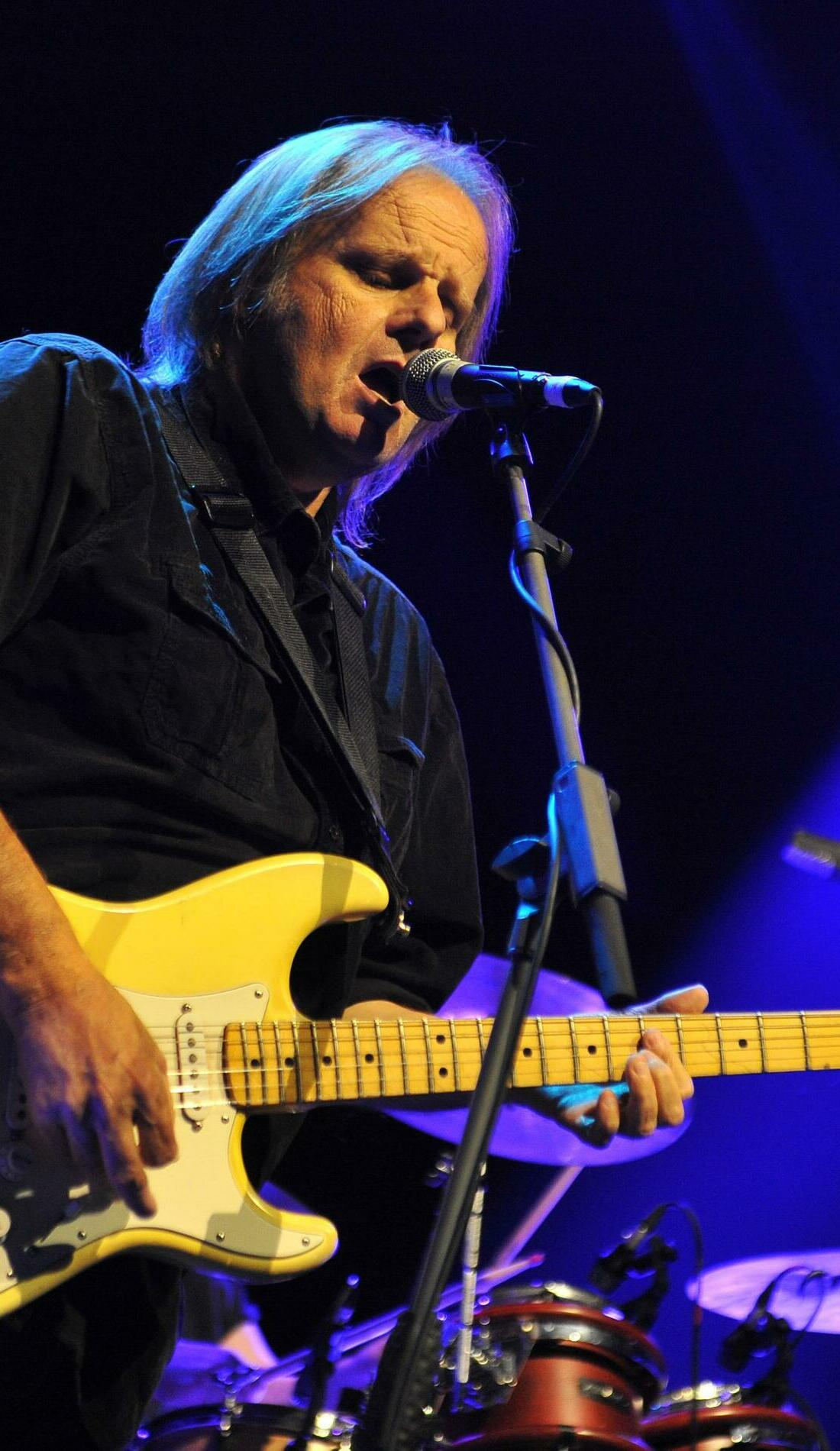 A Walter Trout live event