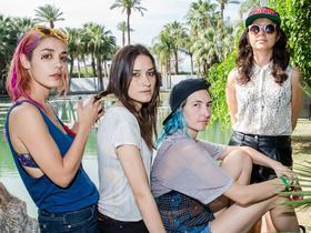 Advertisement - Tickets To Warpaint