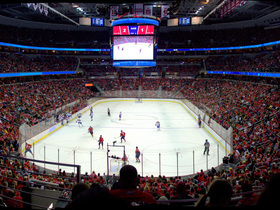 Washington Capitals at Chicago Blackhawks