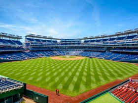 Opening Day: Miami Marlins at Washington Nationals
