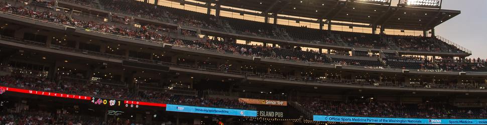 Washington Nationals ⚾️ Tickets | SeatGeek
