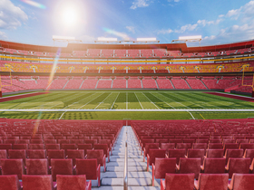 Advertisement - Tickets To Washington Redskins