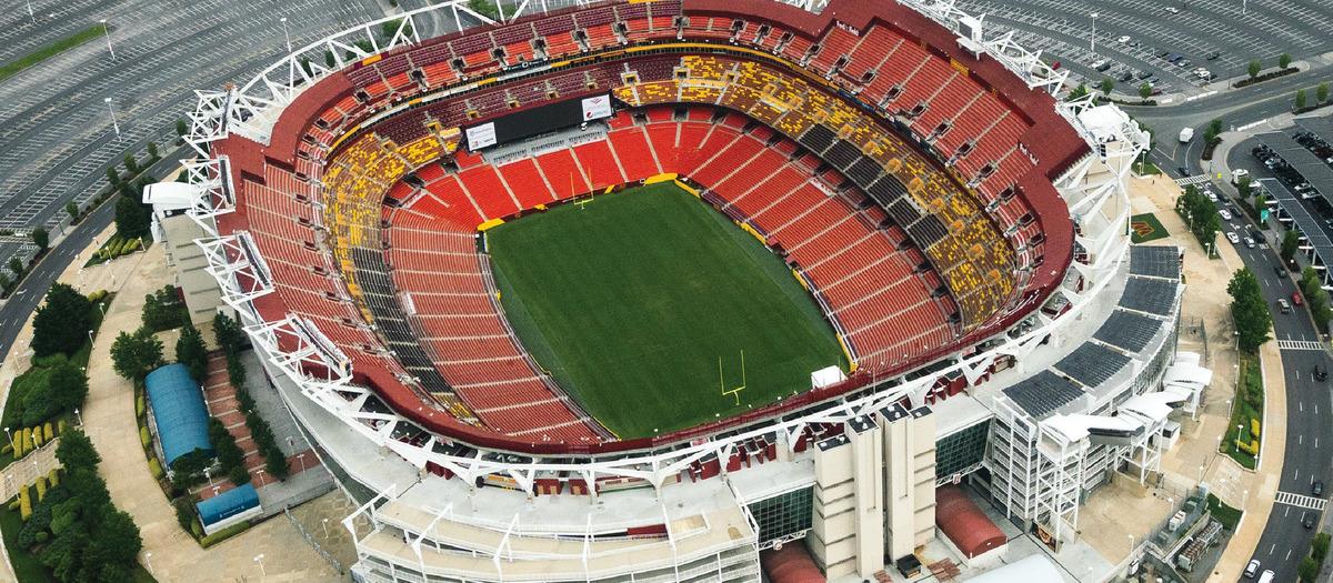 19 Luxury Washington Redskins Seating View