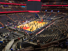 Eastern Conf Finals: TBD at Washington Wizards - Home Game 1 (Date TBA)