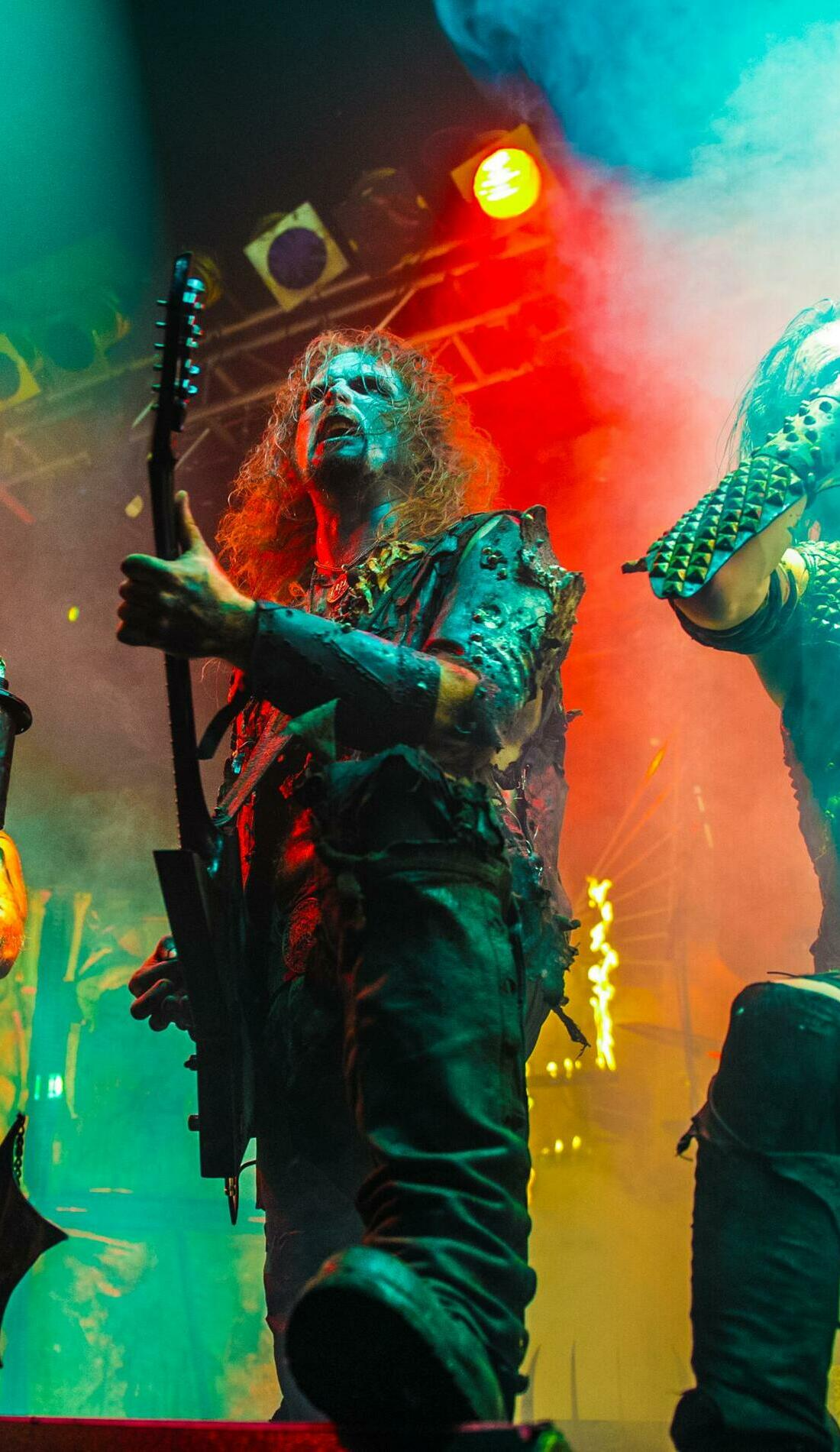 A Watain live event