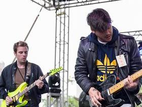 Wavves with Beach Fossils (18+)