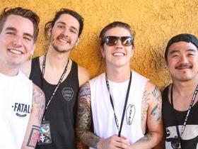 We Came As Romans with The Devil Wears Prada