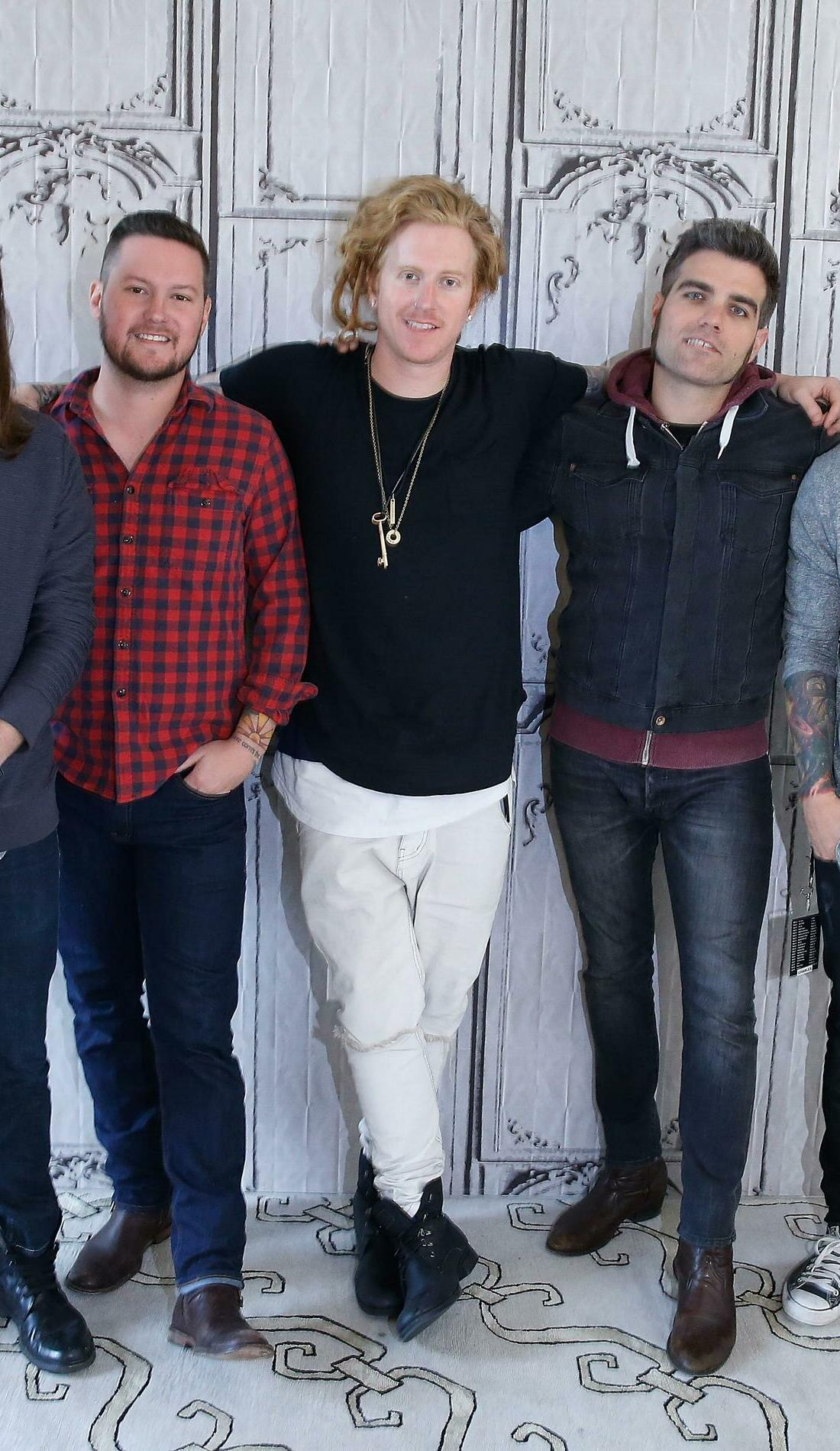 A We The Kings live event