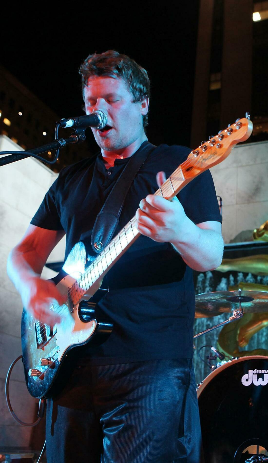 A We Were Promised Jetpacks live event