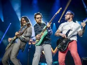 Weezer with Panic! At The Disco and Andrew McMahon